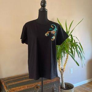 NWT, brand new, ZARA t-shirt